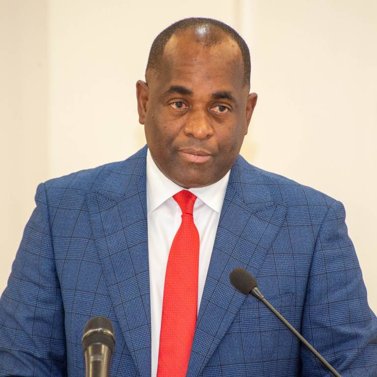 ECONOMY ON THE RISE SAYS PM SKERRIT