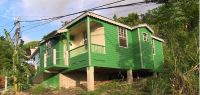 TEN RESIDENTS OF THE MAHAUT CONSTITUENCY RECEIVE NEW HOMES