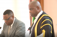 NEW SPEAKER AND DEPUTY SPEAKER OF THE HOUSE OF ASSEMBLY TAKE THEIR OATHS